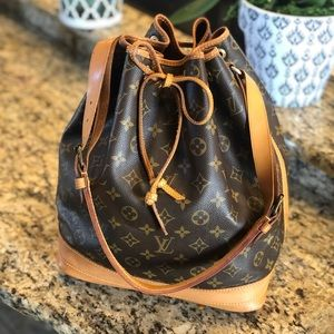 🥰Louis Vuitton Noé GM 💕👜